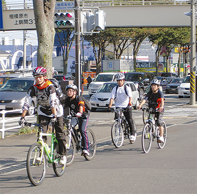 津久井〜保土ヶ谷自転車ツアー