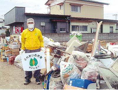 気仙沼へのボランティア募集