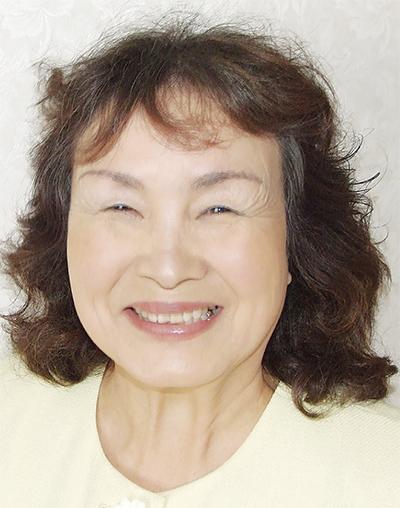 米田 寿恵子さん