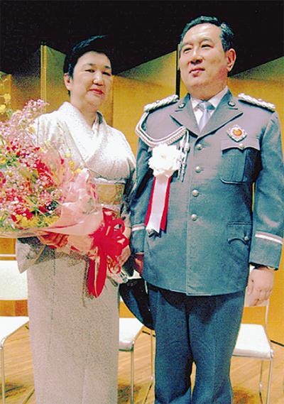 「県民の警察官」に藤原警部補
