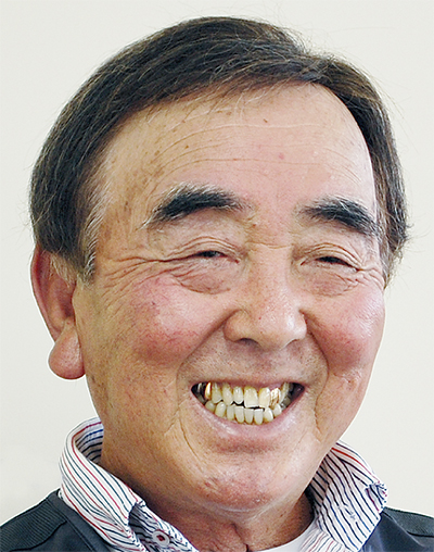 山口 芳郎さん