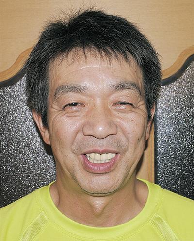 山口 増男さん