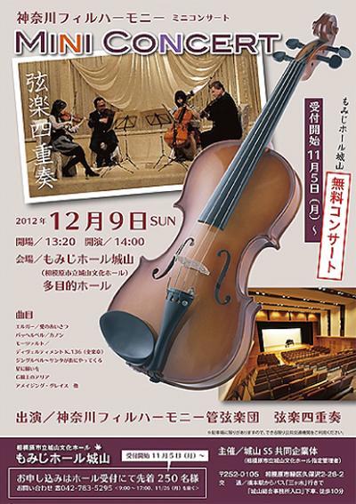 神奈フィルミニコンサート