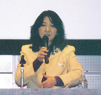 片山議員が講演