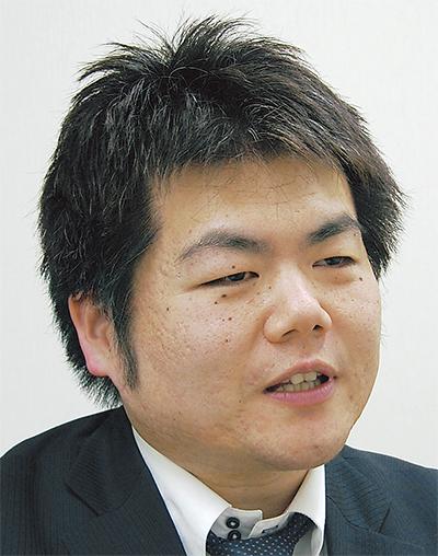 市川 勝さん