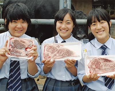 A4ランクの牛肉販売