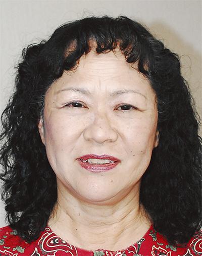 岩崎 峰子さん