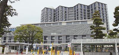北里大学「新病院」が開院