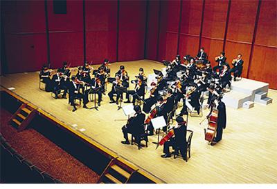 トップオーケストラの一流演奏家が集結