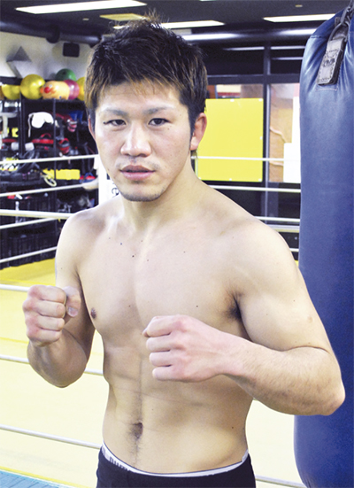 稲葉聡選手、世界強豪と対戦
