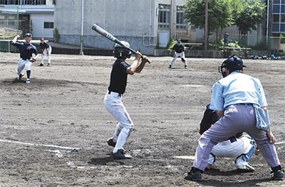 野球を通して非行防止へ