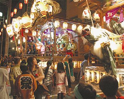 夏の祭典「中野夏祭り」