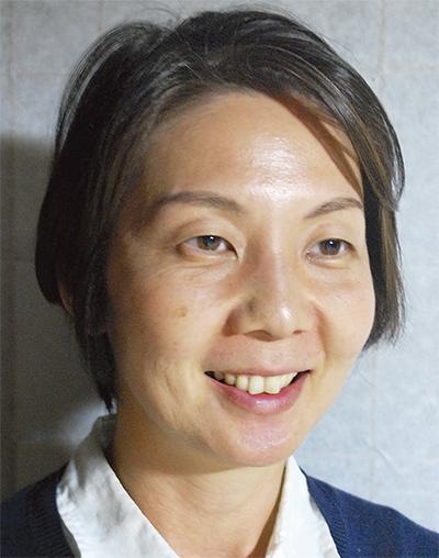 石山 草子さん