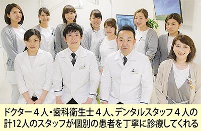 定期検診で『歯周病』対策を