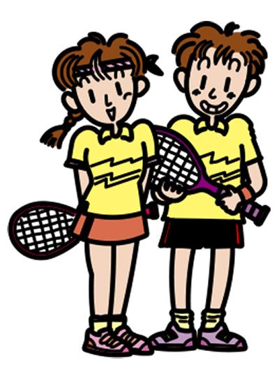 大好評 今年度も実施無料テニススクール