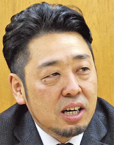 横江 利夫さん