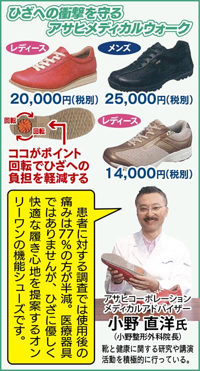貴方に合った靴選びで健康を