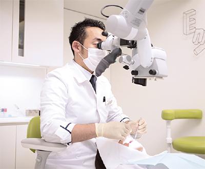 歯医者の『顕微鏡治療』とは