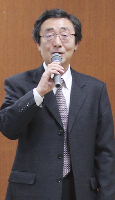 新支部長に工藤氏
