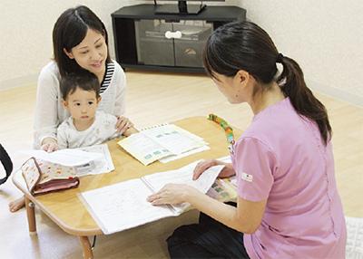需要高まる病児保育室