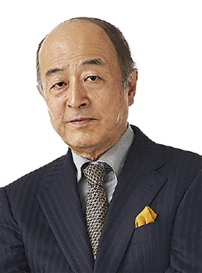 池辺晋一郎氏が来訪