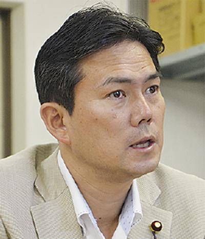 後藤祐一氏が離党