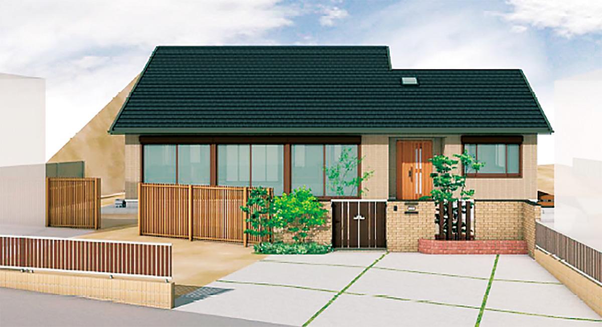 木造平屋建て完成現場見学会