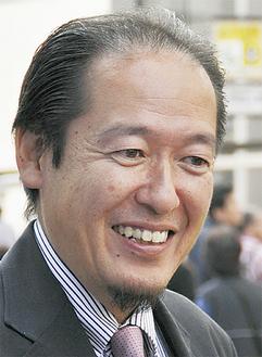 青春時代を町田市で過ごした戸羽太・岩手県陸前高田市長