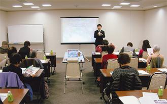 無料セミナーはこれまで各地で行われ、1,800人以上が参加。具体的な説明が好評。