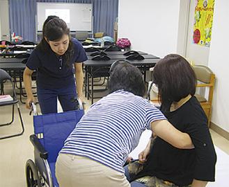 介護の基本・知識・技術を学ぶ