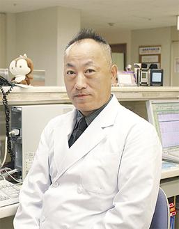 小児科部長・中村信也医師