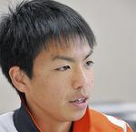 中村涼(経済学部2年)―箱根初出場。4区を55分44秒の区間6位で期待に応えた。駅伝レース初出場となった全日本選手権では7区を任され「合格点」の走りを見せた。「自分の役目を果たすために、練習していきたい」