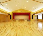 広々としたホールも完備
