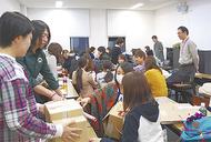 大学生が町田の魅力発信