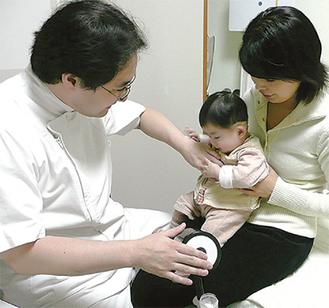 優しい施術で赤ちゃんからシニアまで様々な身体の不調に働きかける
