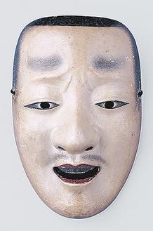 能面・中将(ちゅうじょう)国立能楽堂所蔵江戸時代 17世紀