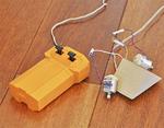 単3電池で動くロボット
