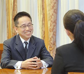 代表税理士の富塚昇税理士