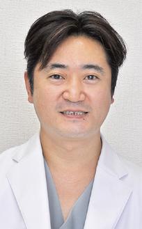 消化器外科部長の出口倫明副院長は「検診の重要性」を訴える