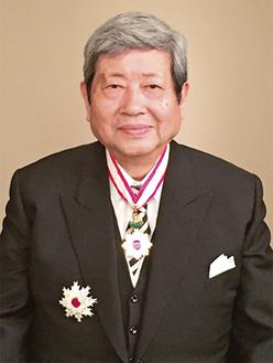 佐藤東洋士理事長(桜美林学園提供)