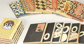 『のらくろ漫画全集』(大日本雄弁会講談社)1932〜1939町田市立博物館蔵