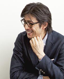 講師の島原万丈氏