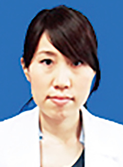 小児科医長安原理恵子医師