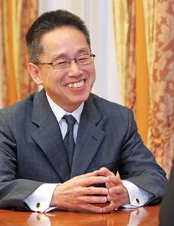 代表税理士の富塚昇所長