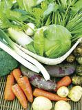 健康は安全な食から