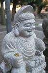 恵比寿神はどこにいるかな?