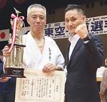 加藤師範(右)と石黒さん