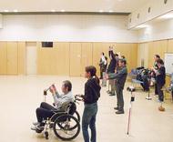 身障者とリハビリ目的の人へ