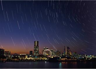 「星降る港」谷口 昭