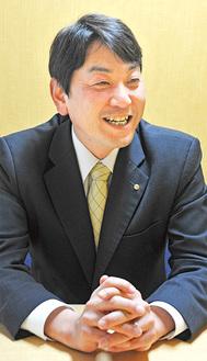 気軽に相談してほしいと草道倫武所長(第一東京弁護士会所属)